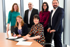 Sofia signs MOU with Teesside University