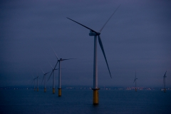 Rampion, the UK south coast's first offshore wind farm