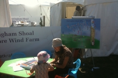 Sheringham Shoal in the community, sponsor of Greenbuild, Norfolk